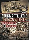 Sturmartillerie De La Waffen-SS. Volume