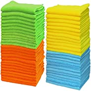 """SimpleHouseware Microfiber Cloth Cleaning Clothes (12"""" x 12""""),"""