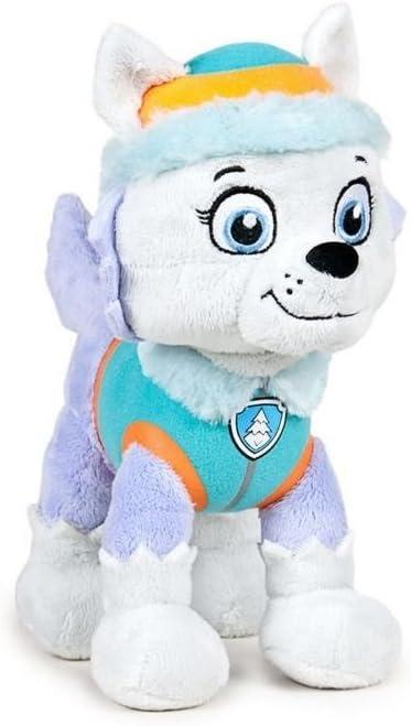 Peluche Everest Patrulla Canina Paw Patrol soft 19cm: Amazon.es: Juguetes y juegos