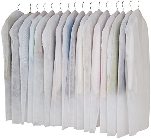 1Storage Non-Woven Clothing Cover, 16 Piece Set