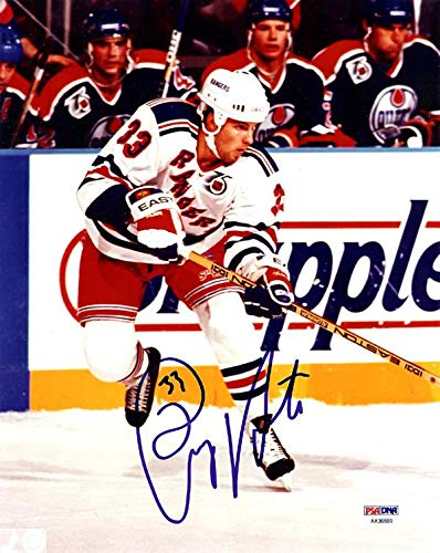 Autographed Tony Amonte Photo - 8x10 AA36889 - PSA DNA Certified -  Autographed NHL cfd0a4b59
