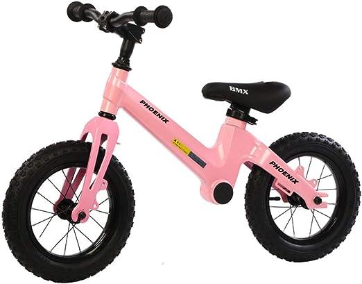 Bicicleta sin pedales Bici Bicicleta de Equilibrio de 3 años niños ...