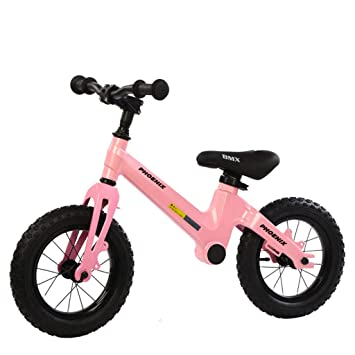 Bicicleta sin pedales Bici Bicicleta de Equilibrio de 3 años niños/niñas/niños,