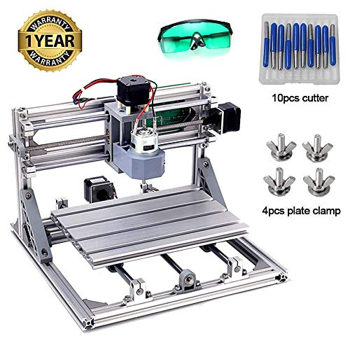 CNC Router Kits 2418 GRBL Control