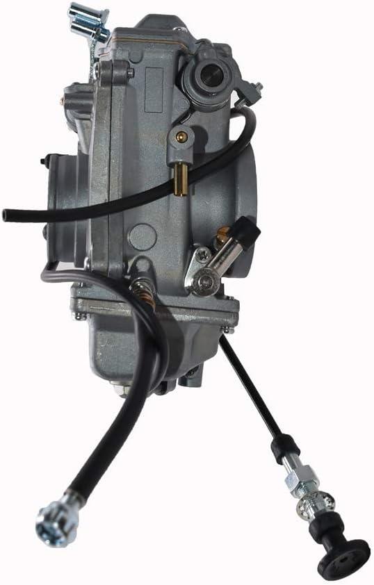 Carbpro Carburetor for Harley Davidson HSR45 45mm EVO Twin Cam Motorcycle Carb