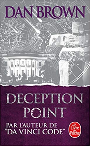 Amazon Com Deception Point Le Livre De Poche French