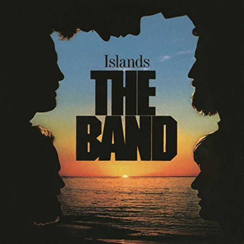 SACD : The Band - Islands (Japanese Mini-Lp Sleeve, Super-High Material CD, Japan - Import)