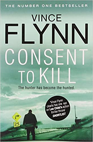 Consent to Kill by Vince Flynn (19-Jan-2012)