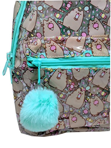 f1dd1a06c29 ... Officially Licensed Pusheen Character All Over Popsicle Print PVC Mini  Backpack. 🔍. Previous. Next