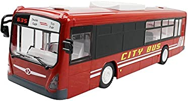 High Speed RC Bus Metal Electronic Vehicle High Quality Remote Control Buses New