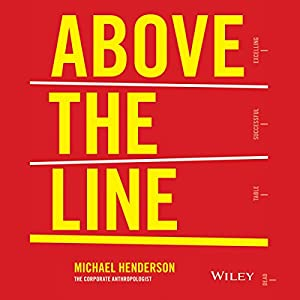 Above the Line Audiobook