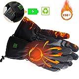 Best Heated Gloves - Heated Gloves Kamlif Temperature Control Winter Warm Gloves Review