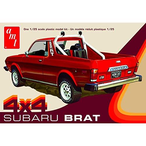 AMT 1128 1/25 1978 Subaru Brat Pickup 2T Model Kit