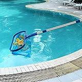 "GKanMore Deep Skimmer Net with 17""-40"" Telescopic"
