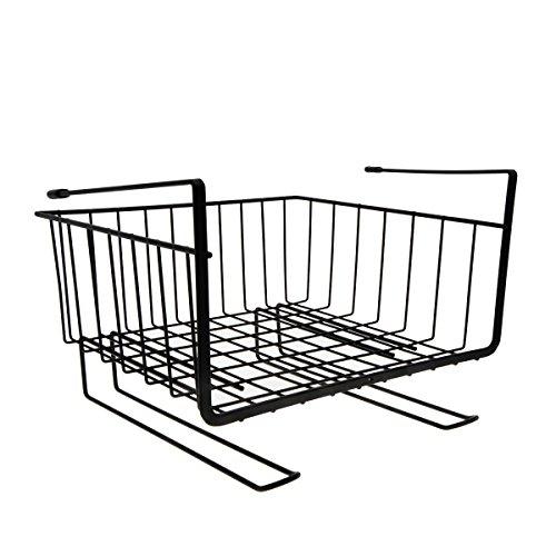 [해외]선반 보관 바구니 밑에 앉다./Saim Under Shelf Storage Basket