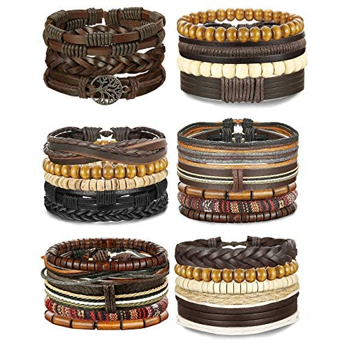 Hynsin Classic Solid Color Series Natural Stone Beaded Bracelets Tiger Eyes Stone Men Women Charm Chakra Bangles Handmade Jewelry Gifts