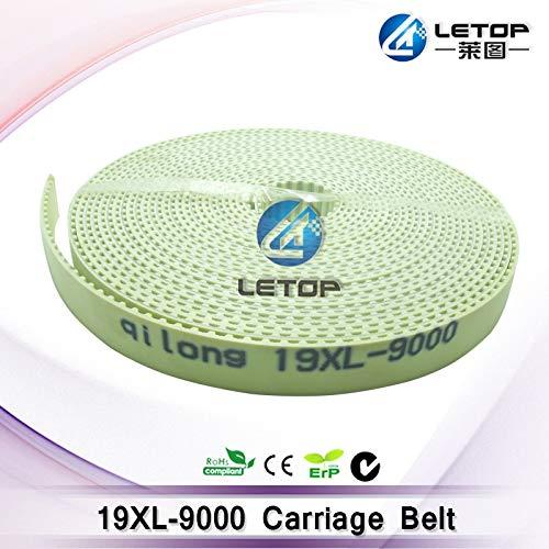Printer Parts Yoton Printer 19XL-9000mm Carriage Conveyor Belt for Inkjet Printer