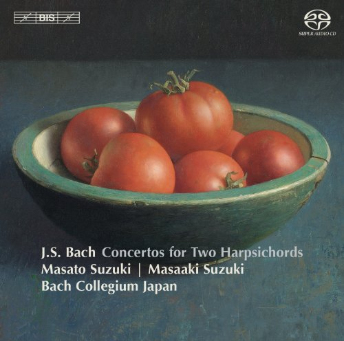 CTOS FOR TWO HARPSICHORDS