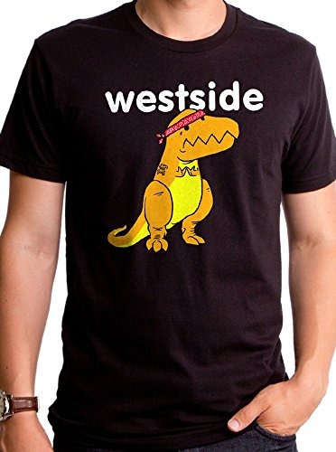 Goodie Two Sleeves Men's Funny Dinosaur T-Shirt
