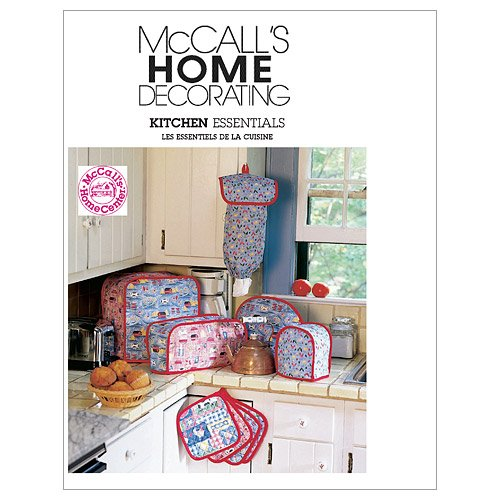 McCall's Patterns M2018 Kitchen Essentials, One Size (Sewing Pattern Book Cover)