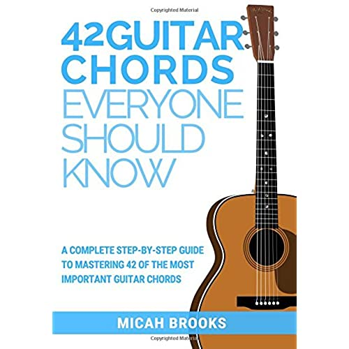 Chord Book For Guitar Amazon