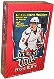 Fleer 2008/09 Ultra NHL Hockey Trading Cards Box of 24