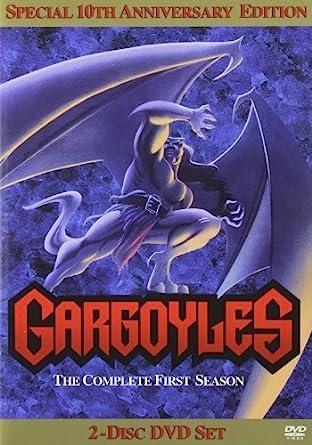 Gargoyles: Season 1 by Keith David: Amazon.es: Cine y Series TV