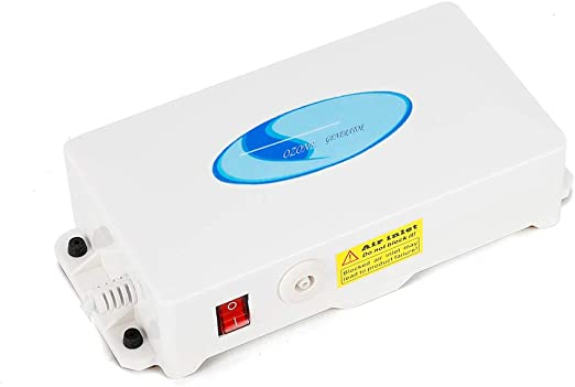 Generador de Ozono Purificador de Agua Ozonizador Descarga de Corona Acuario