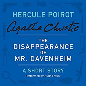 The Disappearance of Mr. Davenheim Audiobook