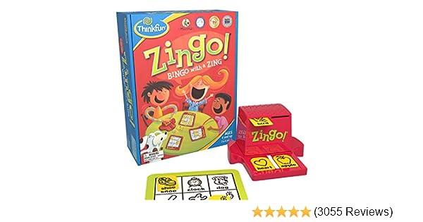pieces Zingo replacement parts tiles boards