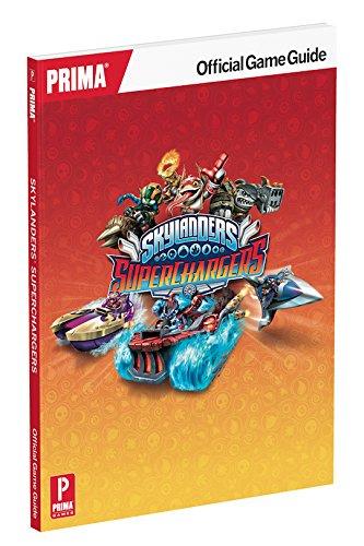 Skylanders SUPERCHARGERS - Das offizielle Lösungsbuch