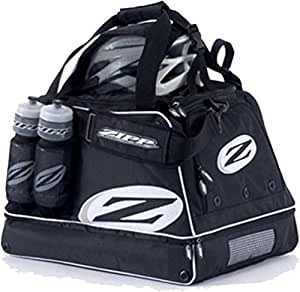 Zipp Speed Weaponry Zipp Gear Bag Blk with white piping