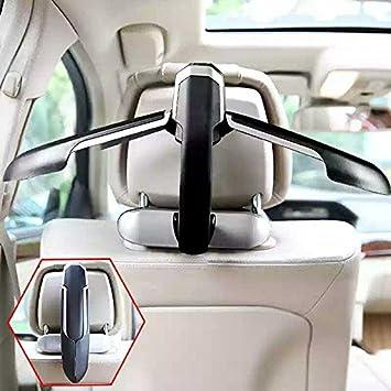 Perchero para asiento de coche, de calidad premium, soporte de viaje para ropa y abrigo