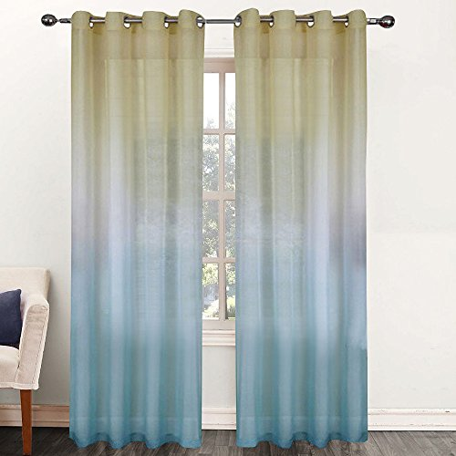Sweet Home Collection Window Curtain Treatment Panel, 52