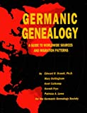 Germanic Genealogy, Mary Bellingham and Edward R. Brandt, 0964433702