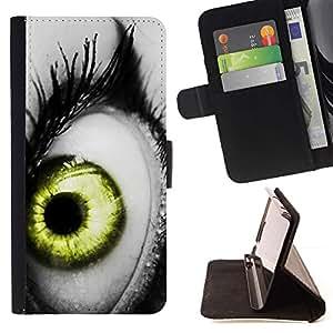 For LG Nexus 5 D820 D821 Case , Vibrante Gris Blanco Negro Verde Profundo- la tarjeta de Crédito Slots PU Funda de cuero Monedero caso cubierta de piel
