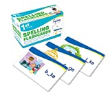 First Grade Spelling Flashcards, Sylvan Learning Staff, 0307479382