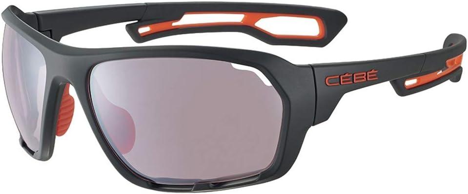 Cébé Upshift Upshift Gafas de sol Adultos unisex Matt Lime Blue Large Unisex adulto (Pack de 1)