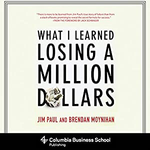 What I Learned Losing a Million Dollars Hörbuch