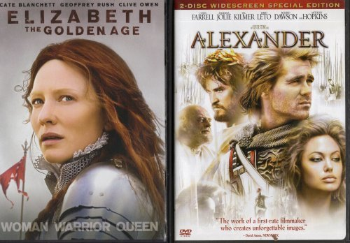 Elizabeth the Golden Age , Alexander : Epic 2 Pack Collection