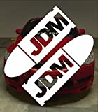 JDM Buulllet Set Die Cut Sticker Vinyl Decal Sport 9mm