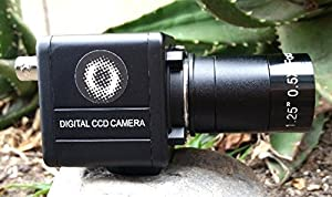Revolution Imager 1.25 inches Live View CCD Video Astronomy Camera System from Revolution-Imager