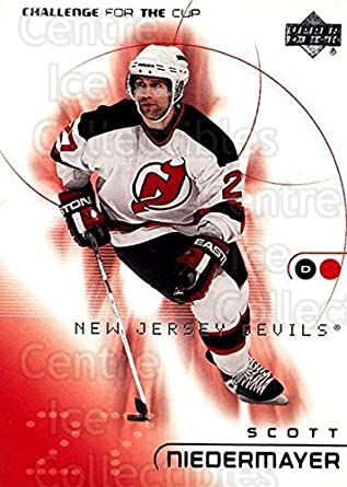 e81570603 Amazon.com  (CI) Scott Niedermayer Hockey Card 2001-02 UD Challenge ...