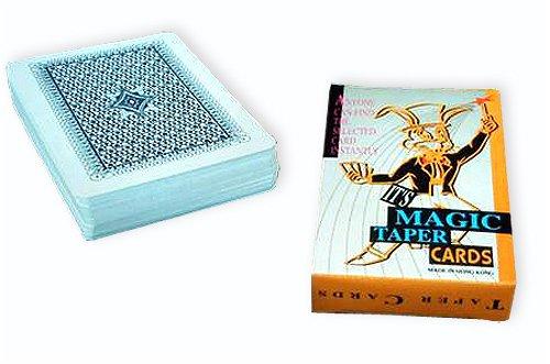 (Loftus International Hocus Pocus Empire Tapered Card Deck Magic Trick)