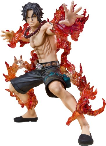 "Bandai Tamashii Nations Portgas ""One Piece"" - Figuarts Zero (D. Ace -Battle Version)"