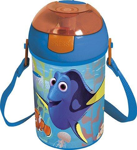 Boyz Toys Cantimplora de Disney Pixar Buscando a Dory, Termo de Picnic de Abertura automática