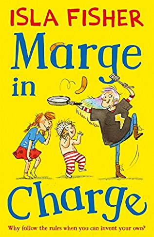 book cover of Marge in Charge