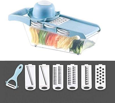 Titular de la Cebolla Verduras Cutter Slicer patata cuñas de herramientas de cocina fácil Corte rebanado