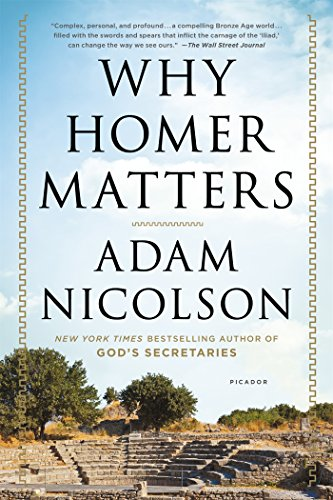 Why Homer Matters: A History