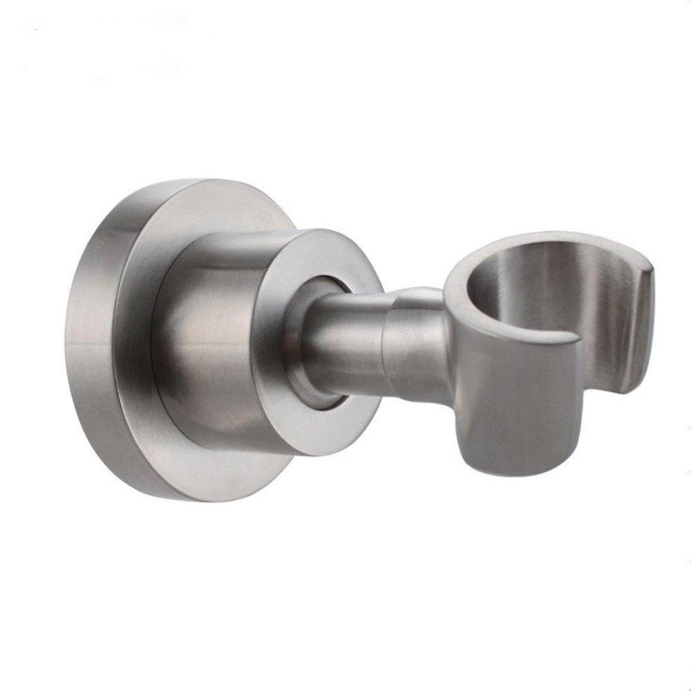 Sea Pioneer, staffa regolabile, supporto doccetta in acciaio INOX resistente, supporto doccetta a parete per bagno hotel